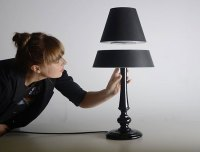 Levitating Lamps Put a Little Lift In Your Light (video)