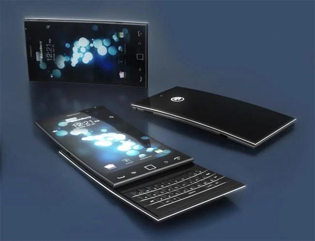 Blackberry Blade Concept