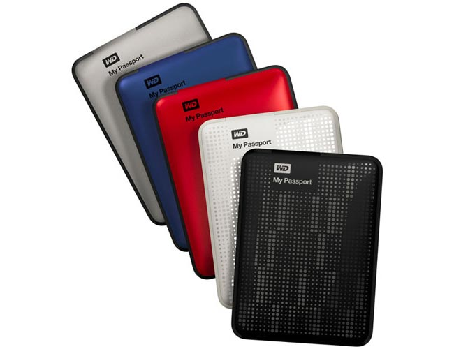 Western Digitial 2TB My Passport
