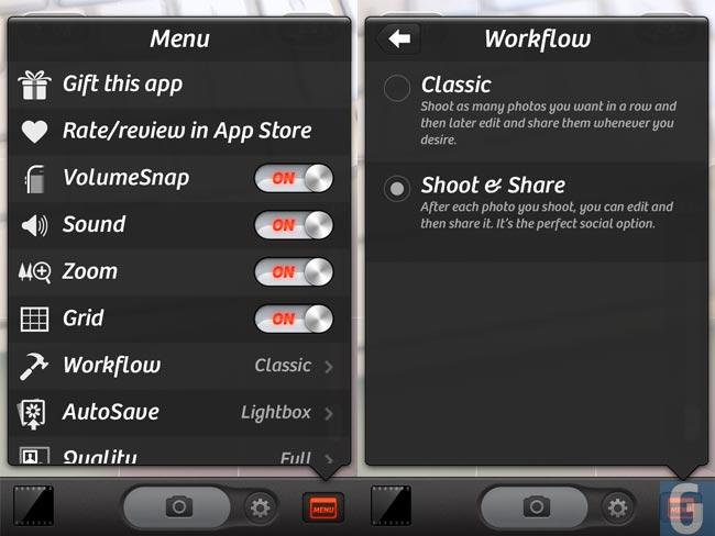 Camera+ iPhone App Get Updated