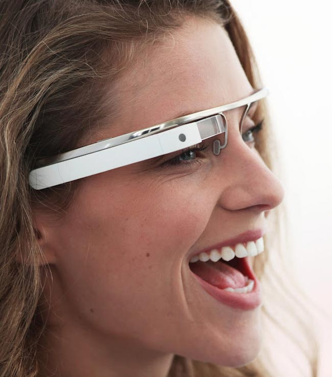 Google Patent Unveils Possible Project Glass Ring Controller