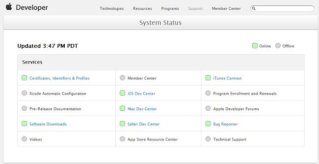 Apple Plans To Restore More Developer Center Features This