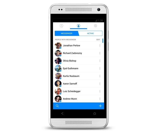 Facebook Testing Redesigned Android App