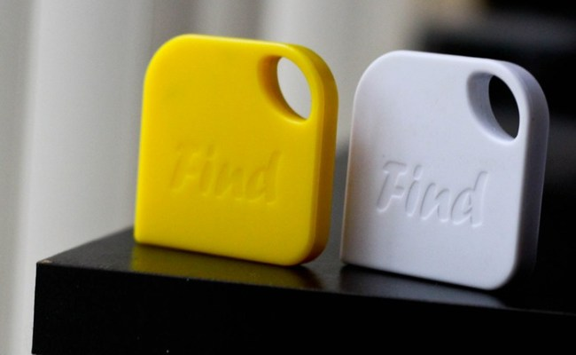 Sensegiz Find Allows You To Track Your Belonging With Ease