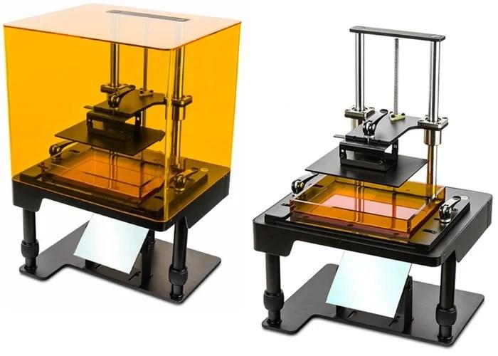 Solus 3D Printer Offers Both XGA And HD Resin Based Printing