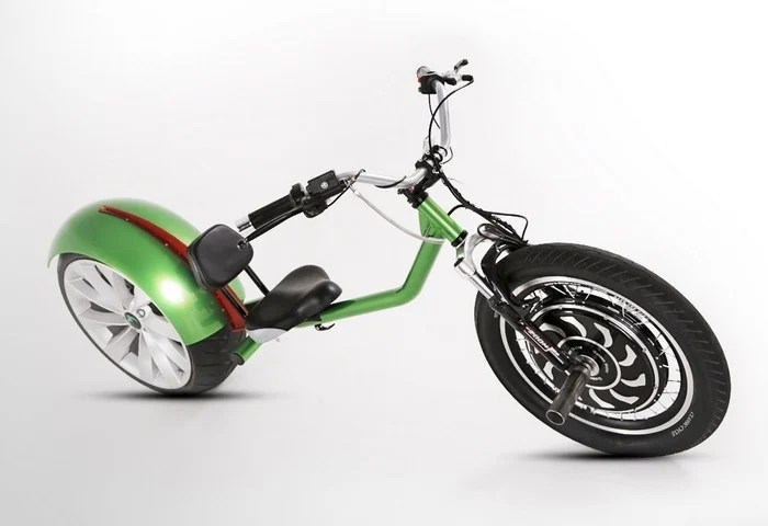 Chop-E Electric Bike