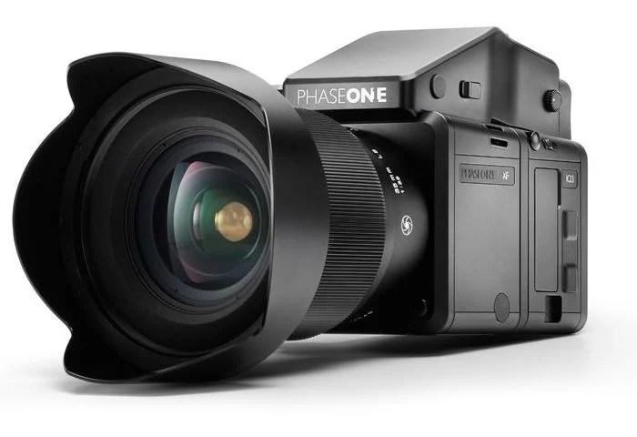 Phase One XF Professional Medium Format Camera System Revealed