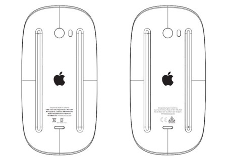 Apple Magic Mouse and Wireless Keyboard