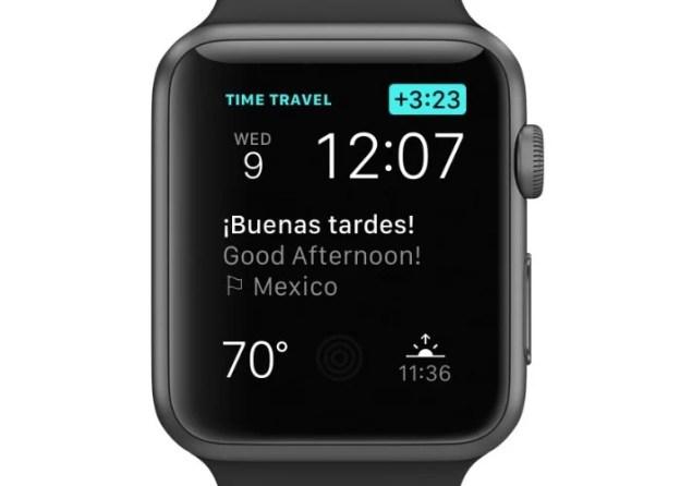 Apple WatchOS 2 Translator App