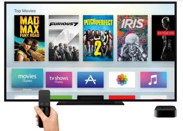 tvOS Will Not Support Web Viewing