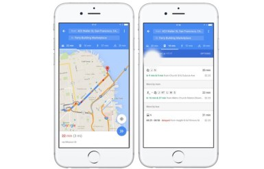 Google Maps iOS App
