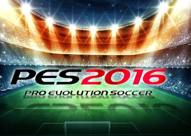 Pro Evolution Soccer 2016 Free