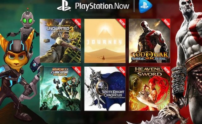 40 Playstation 3 Exclusive Games Added To Ps Now