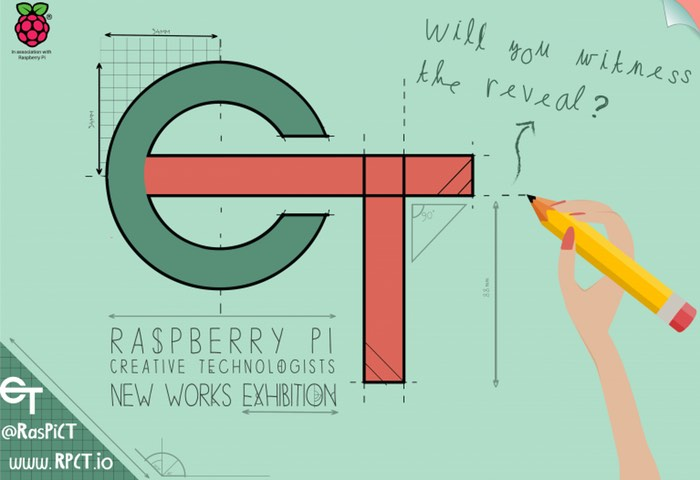 Raspberry Pi Creative Technologists New Works Exhibition