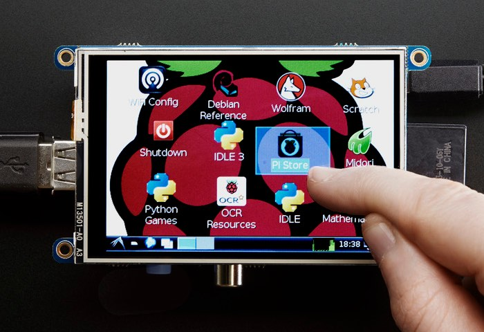 Raspberry Pi Displays