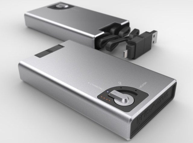 Xpress-PRO Offers Smartphone Storage, Charging And Cable In One