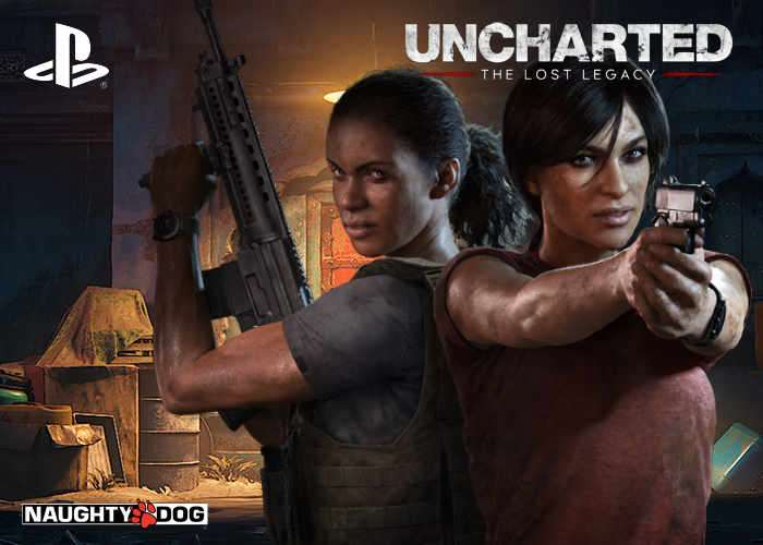 Uncharted The Lost Legacy Standalone Story E3 Trailer