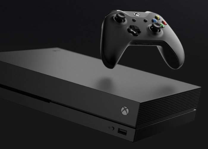Xbox One X Feel True Power TV Commercial Geeky Gadgets