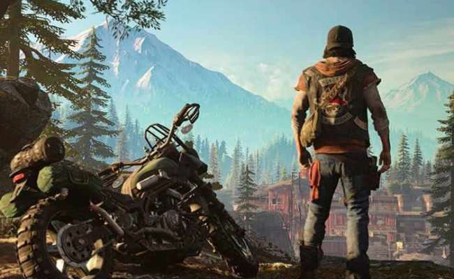 Days Gone Gameplay Demo From E3 2018 Geeky Gadgets