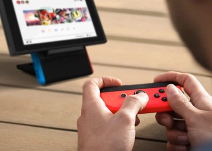 SwitchEcho Nintendo Switch Speaker And Battery Stand