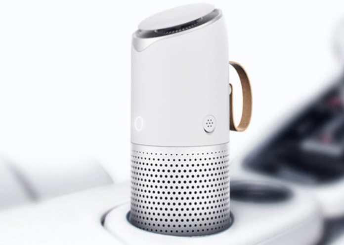 Mini Futurous Air Purifier