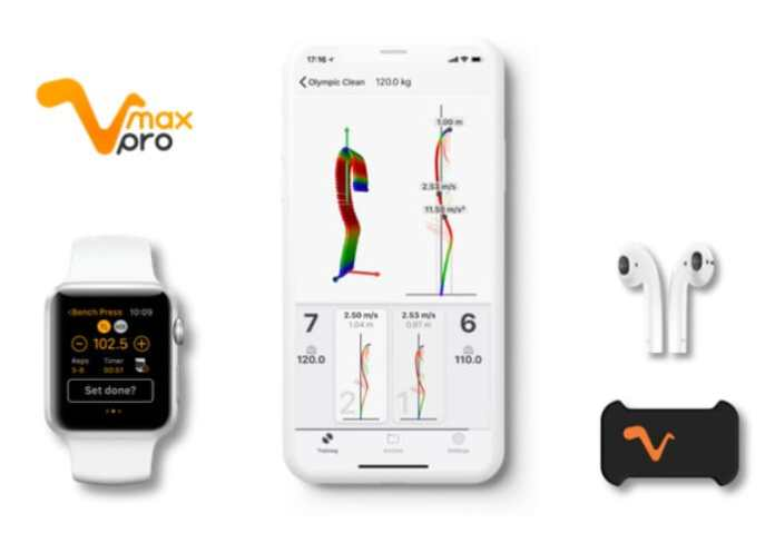 Digitise Your Strength Training Using Vmaxpro