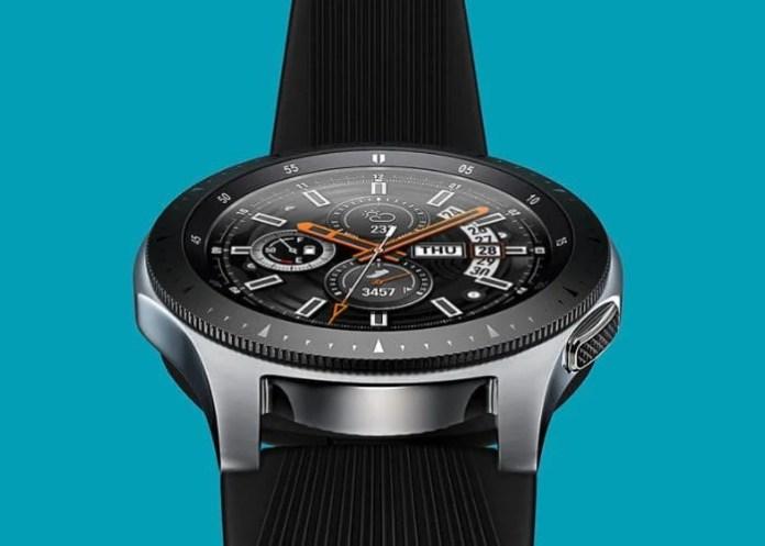 Samsung Galaxy Watch Hands On