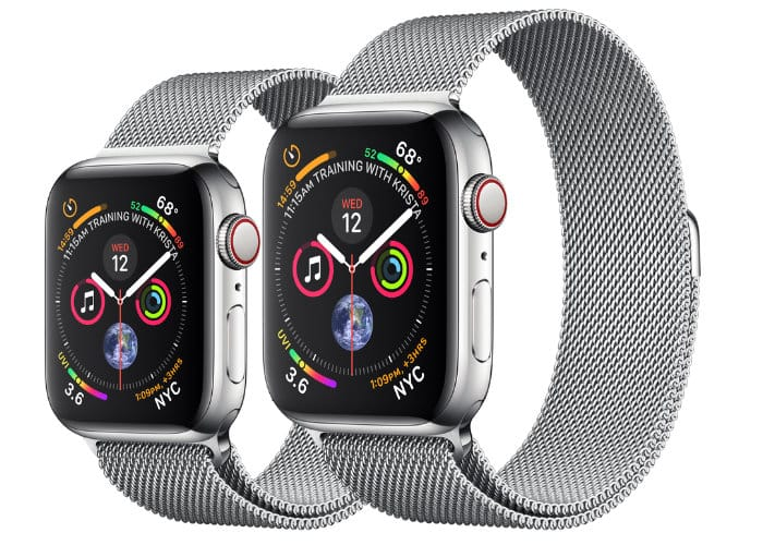 Apple Watch 4 Specifications-1