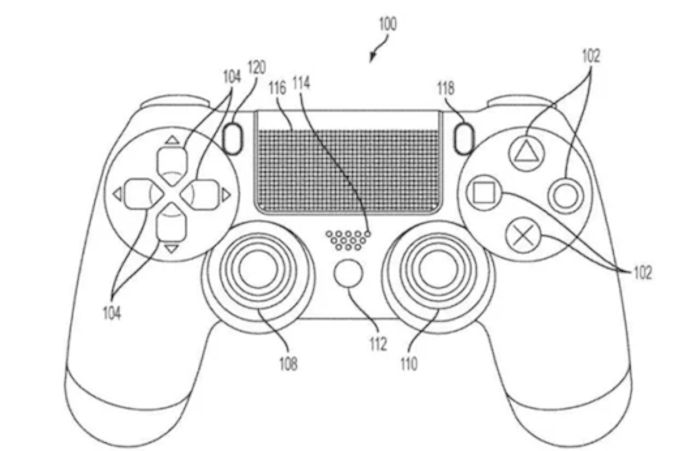 Sony patents PlayStation controller that features a