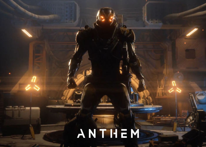 Anthem Game Open World Gameplay Revealed Geeky Gadgets