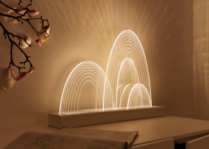 GUILIN lampscape interior light - Geeky Gadgets
