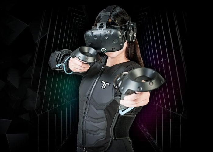 bHaptics TactSuit X Series haptic vest for VR now available from $300 - Geeky Gadgets