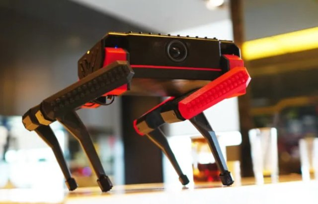 TiBeast programmable robot dog robotics