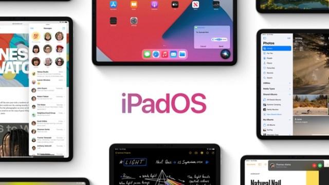 iPadOS 14.7