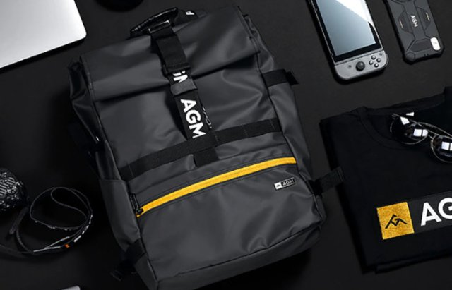 AGM Hunter expandable rugged backpack