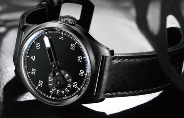 Measurement Damascus and Stainless Steel watch collection