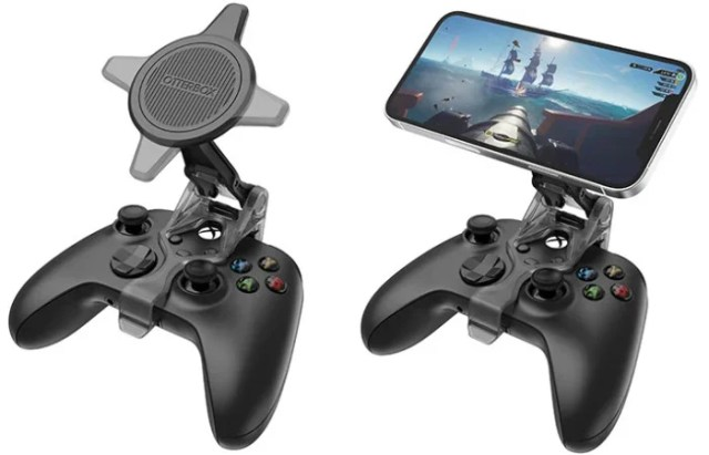 Mobile Gaming Clip