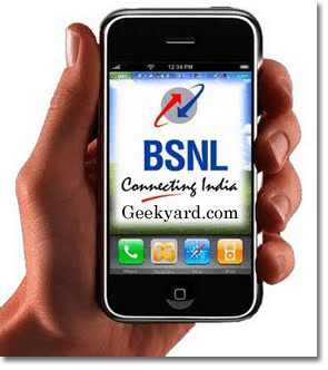 BSNL Mobile + PC GPRS Trick Free