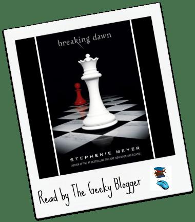 Review: Breaking Dawn by Stephenie Meyer