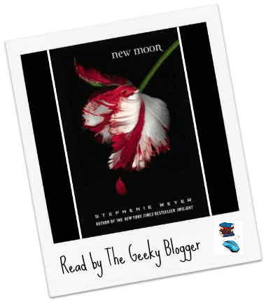 Review: New Moon by Stephenie Meyer