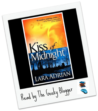 Review: Kiss of Midnight by Lara Adrian