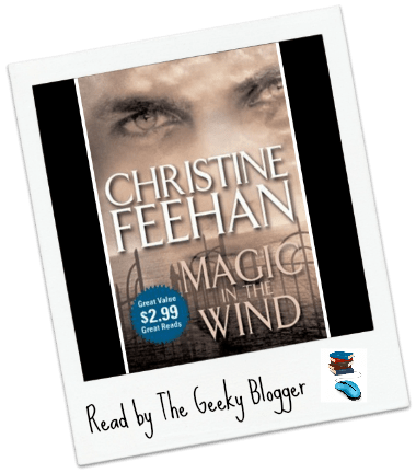 Review: Magic in the Wind by Christine Feehan