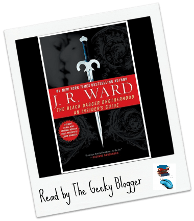 Review: The Black Dagger Brotherhood: An Insider's Guide by J.R. Ward