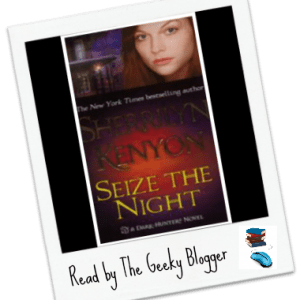 Review: Seize the Night by Sherrilyn Kenyon