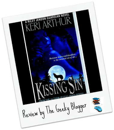 Review: Kissing Sin by Keri Arthur