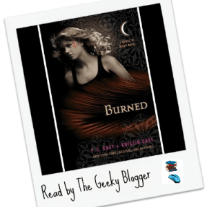 Review: Burned by P.C. Cast