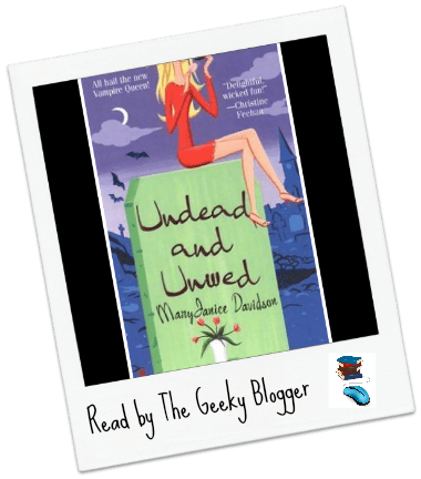 Review: Undead and Unwed by MaryJanice Davidson