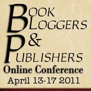 Book Bloggers and Publishers Online Conference is this week!