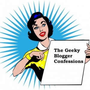 Blogger Confession: First post was 1/1/2009