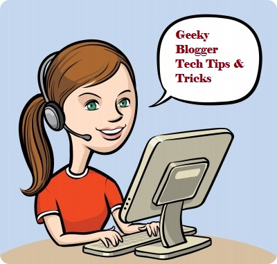 Geeky Tips: 5 Quick SEO Tips for Book Bloggers/Authors